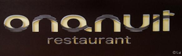 Restaurante Ona Nuit cabecera