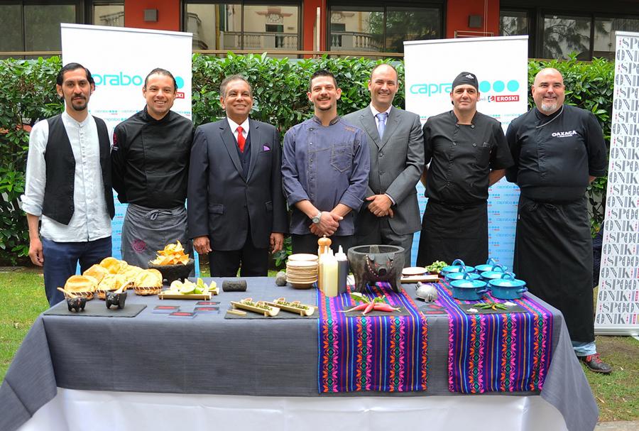 Presentación Semana Méxicana- Consulado de México - Caprabo - Abril 2016 (1). Carmen Vila
