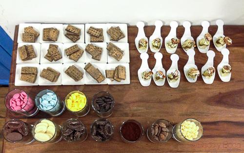 chocolate maridaje a tres bandas baco y boca