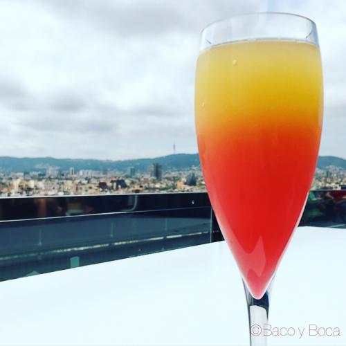 mimosa Barcelo Raval Brunch baco y boca
