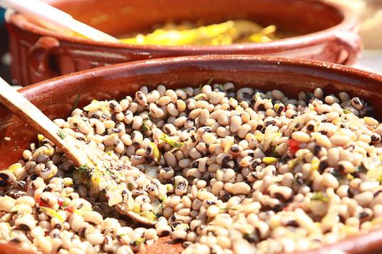 Gastronomía Festival Día de Brasil