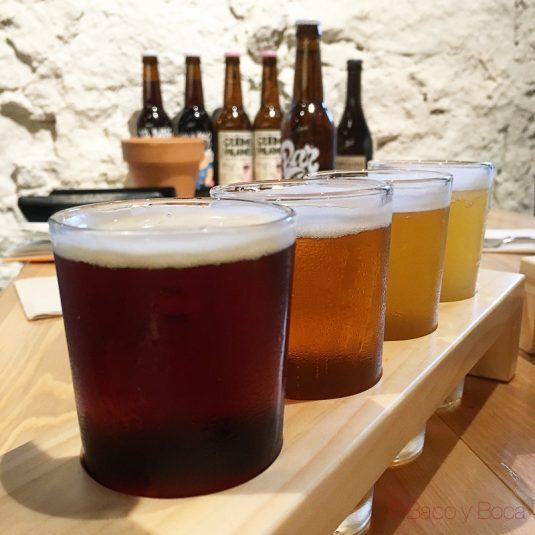 cata cerveza artesanas Barcelona Beer Company