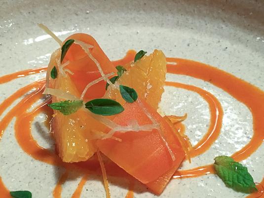 Naranja y Zanahoria