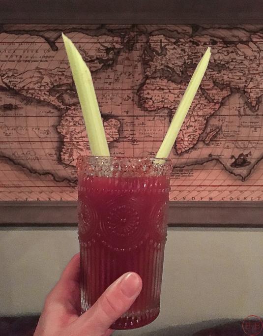 Bloody Mari Coctail Lounge