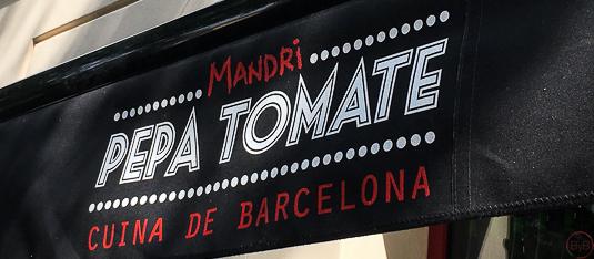 Pepa Tomate Mandri
