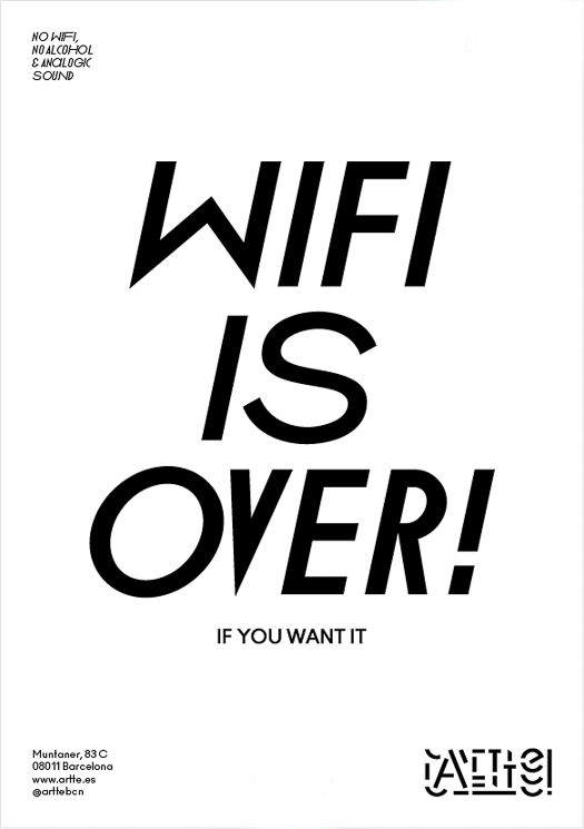 Wifi is Over