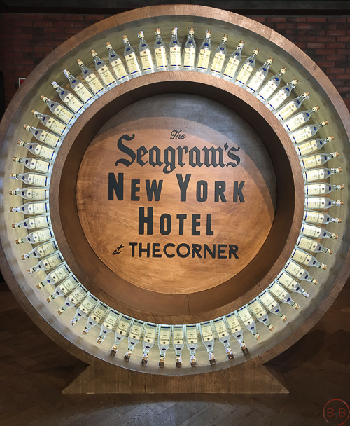 The Seagram's New York Hotel