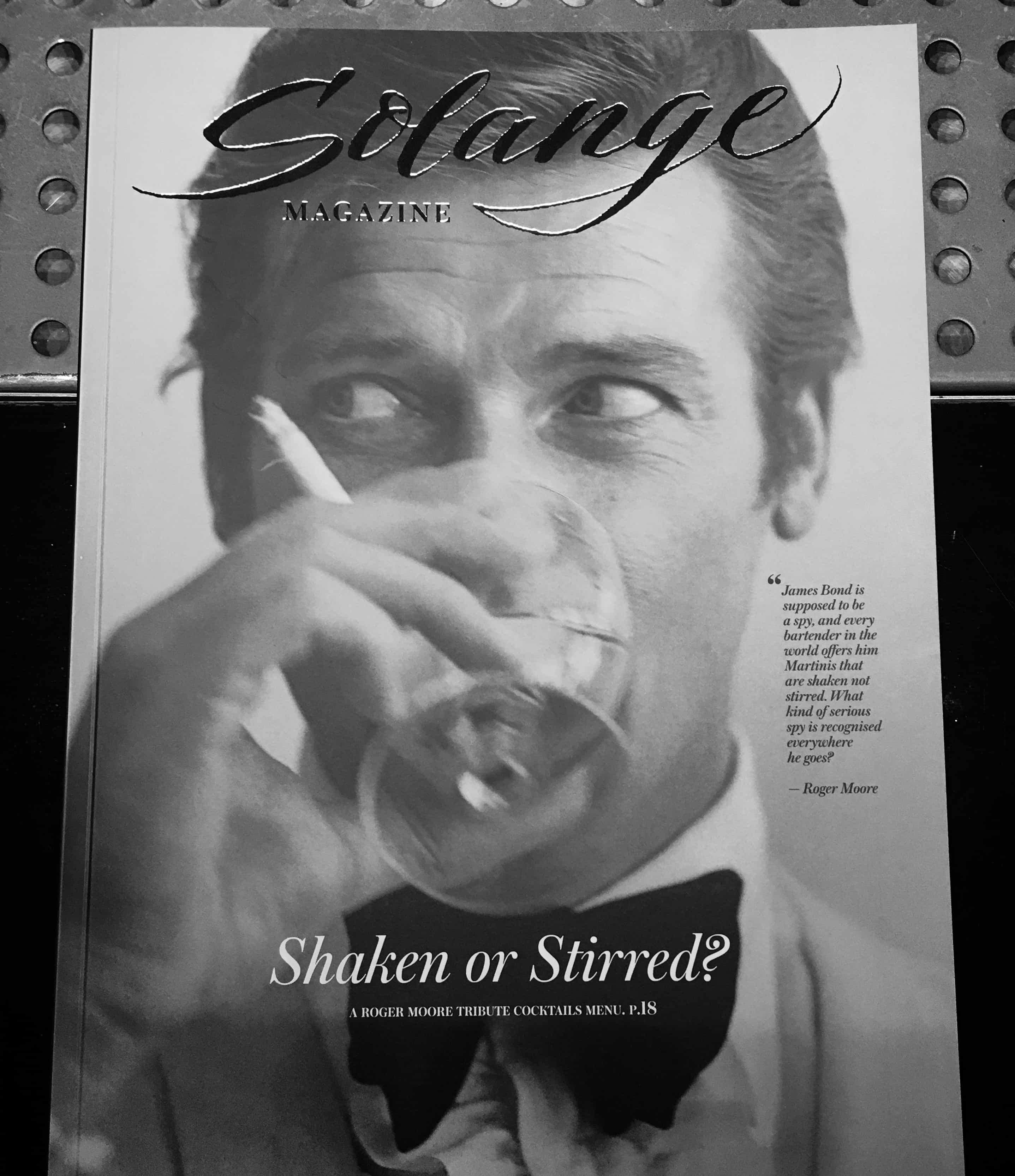 Solange Magazine