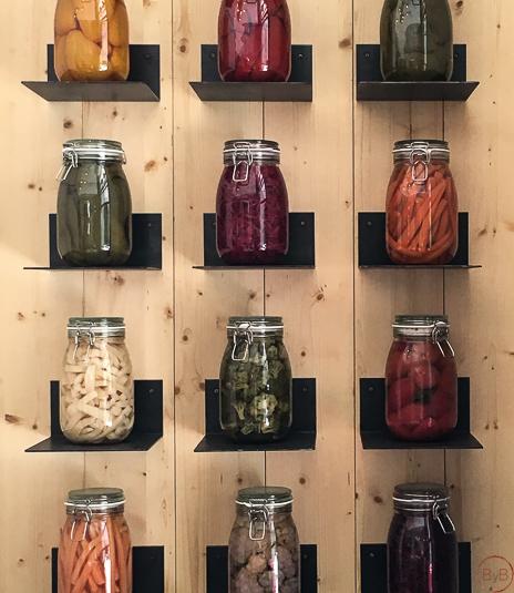 estanteria Platerets mesa baco y boca