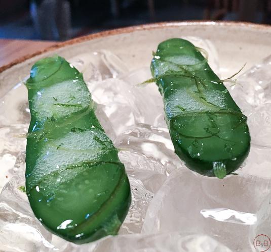 Pepino Gin Tonic