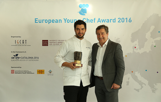 European Young Chef Award