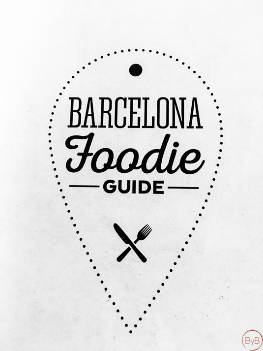 BCN Foodie Guide