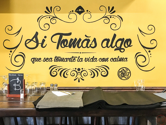 Bodega Tomas