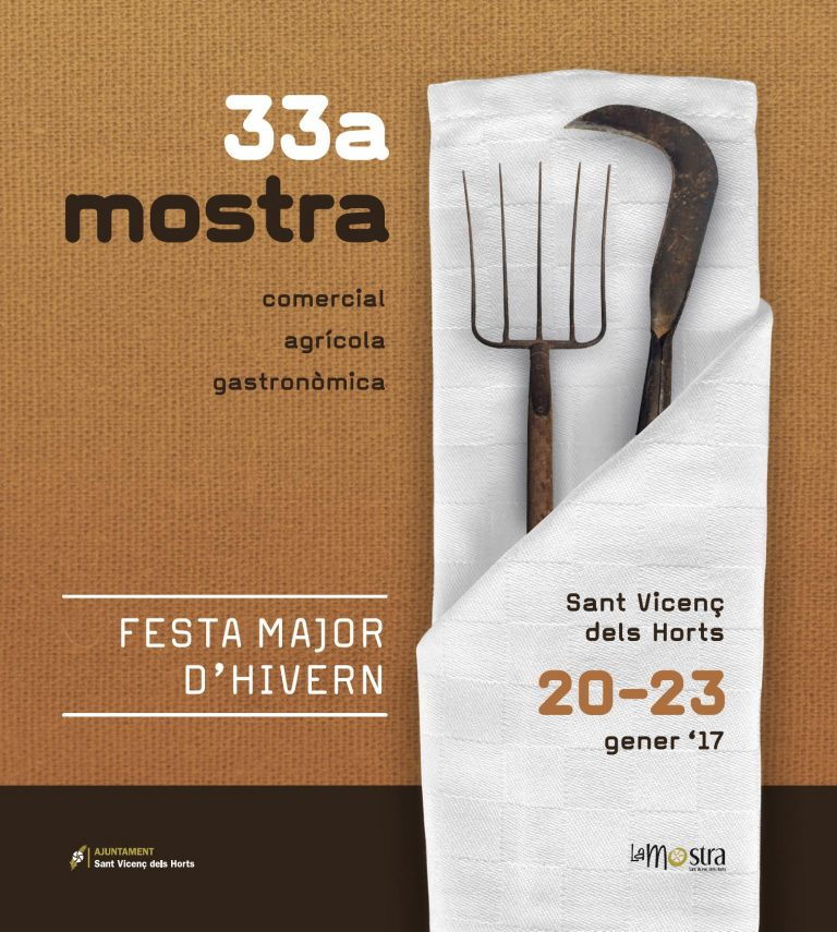 33 Mostra Sant Vicenç dels Horts
