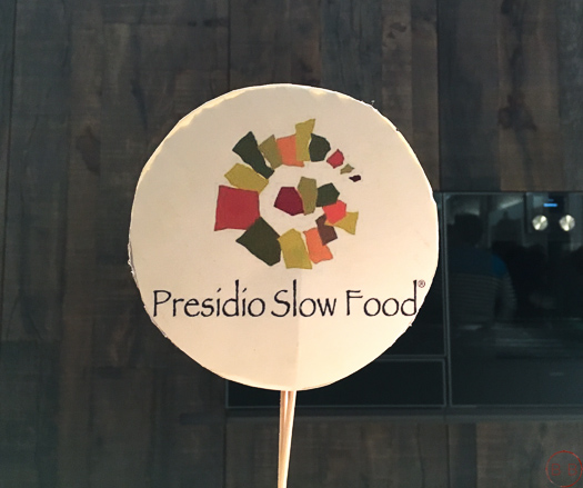 Quincena de productos italianos Slow Food