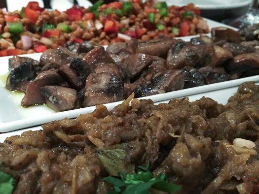 La Gastronomía de Israel