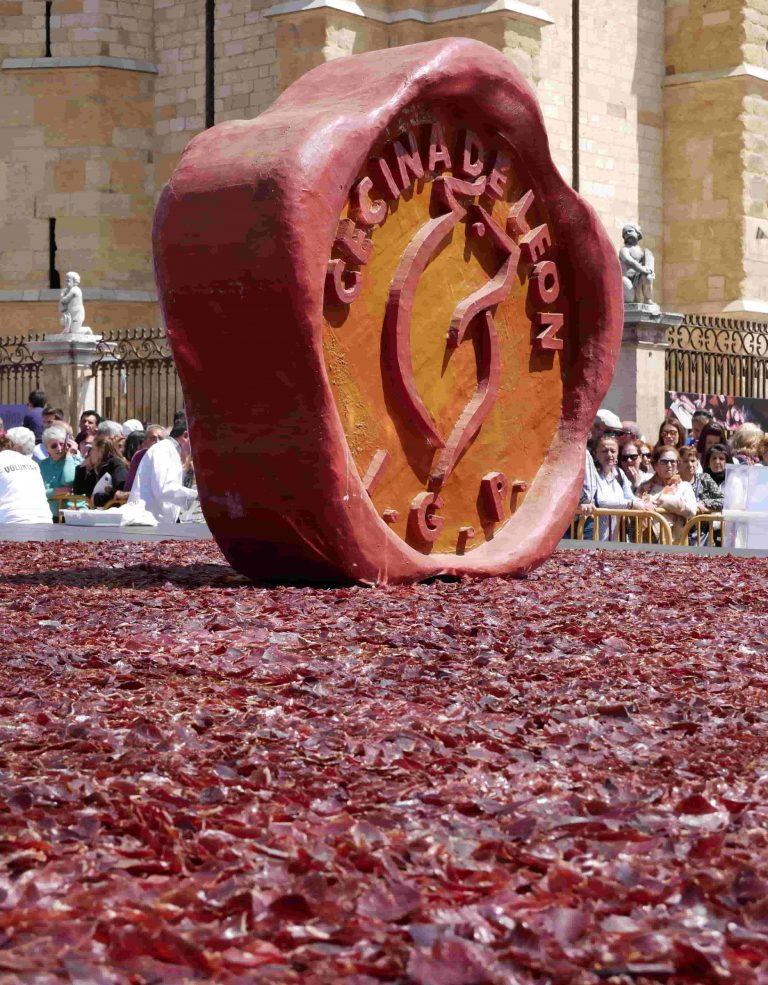 Cecina de León IGP