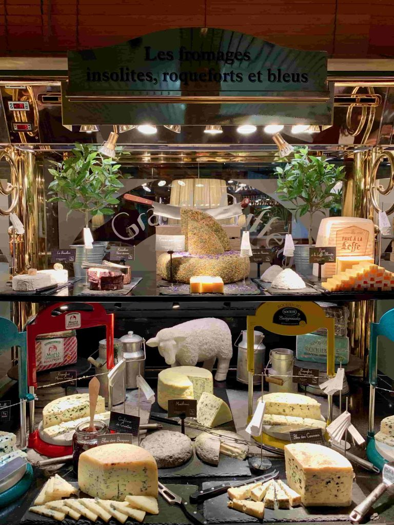 Mayor bufet de quesos del mundo
