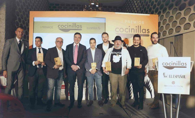 Premios cocinillas