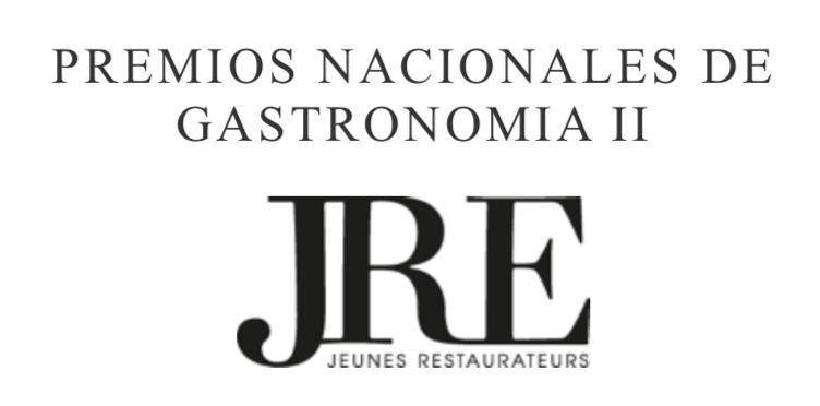 Premios Nacionales de Gastronomía de JRE