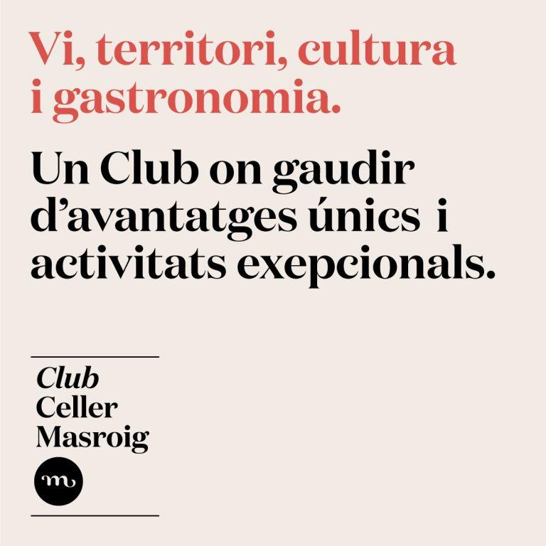 Club Celler Masroig
