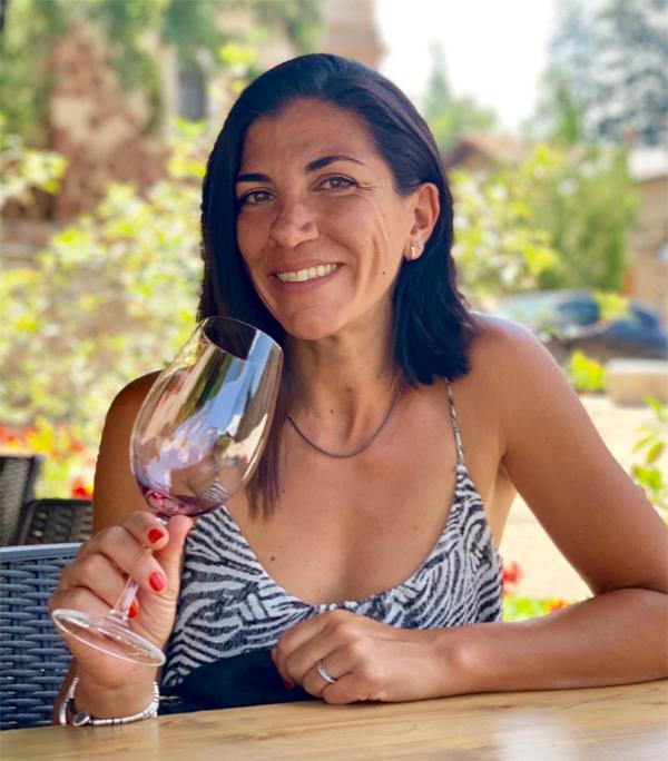 Isabel Acevedo, colaboradora de Baco y Boca